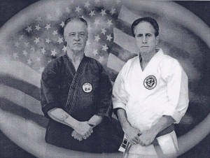 ART MCCONNELL STUDIED BO STAFF AND SAI WITH DR ANDREW LINICK ONE OF THE TOP GRANDMASTERS IN NORTH AMERICA